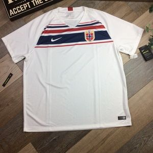 Nike Norway Norge National Soccer Team Away Soccer
